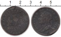 Каталог монет - монета  Новая Скотия 1/2 пенни
