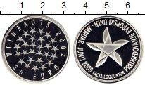 Каталог монет - монета  Словения 30 евро