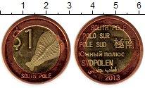 Каталог монет - монета  Антарктида 1 доллар