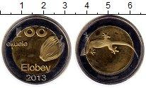 Каталог монет - монета  Элобей 100 экуэле