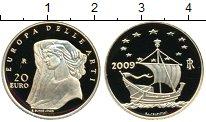 Каталог монет - монета  Италия 20 евро