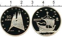 Каталог монет - монета  Италия 50 евро