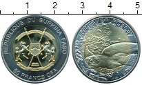 Каталог монет - монета  Буркина Фасо 50 франков