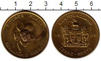 Каталог монет - монета  Канада Жетон