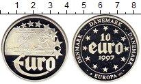 Каталог монет - монета  Дания 10 евро