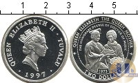 Каталог монет - монета  Тувалу 2 доллара