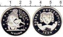 Каталог монет - монета  Босния и Герцеговина 14 евро