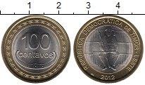 Каталог монет - монета  Тимор 100 сентаво