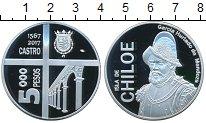 Каталог монет - монета  Чили 5000 песо