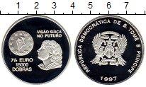 Каталог монет - монета  Сан-Томе и Принсипи 15000 добрас