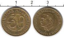 Каталог монет - монета  Третий Рейх 30 пфеннигов
