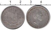 Каталог монет - монета  Норвегия 24 скиллинга