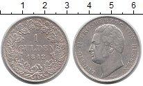 Каталог монет - монета  Гессен-Дармштадт 1 гульден