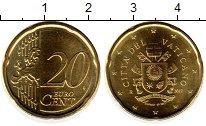 Каталог монет - монета  Ватикан 20 евроцентов