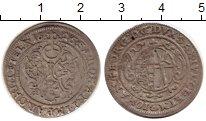 Каталог монет - монета  Саксония 6 крейцеров