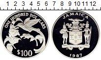Каталог монет - монета  Ямайка 100 долларов
