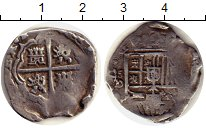 Каталог монет - монета  Испания 2 реала