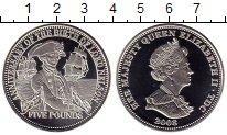 Каталог монет - монета  Тристан-да-Кунья 5 фунтов