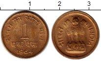Каталог монет - монета  Индия 1 пий