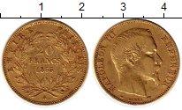 Каталог монет - монета  Франция 20 франков