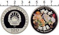 Каталог монет - монета  Македония 100 динар