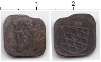 Каталог монет - монета  Бавария 1 пфенниг