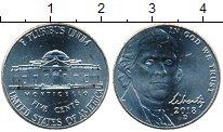 Каталог монет - монета  США 5 центов