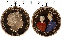 Каталог монет - монета  Острова Кука 1 доллар