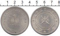 Каталог монет - монета  Маскат и Оман 1 риал