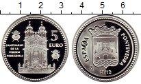 Каталог монет - монета  Испания 5 евро