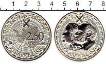 Каталог монет - монета  Антарктида 2 1/2 доллара