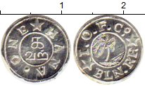 Каталог монет - монета  Индия 1 хана