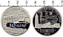 Каталог монет - монета  Италия 10 евро