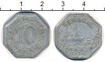 Каталог монет - монета  Сенегал 10 сентим