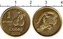 Каталог монет - монета  Элобей Медаль