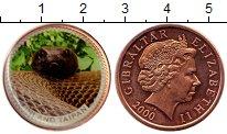 Каталог монет - монета  Гибралтар 2 пенса