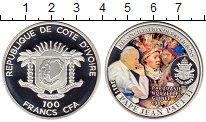 Каталог монет - монета  Кот-д`Ивуар 100 франков