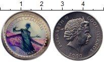 Каталог монет - монета  Острова Кука 5 центов