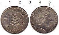 Каталог монет - монета  Австралия 20 центов