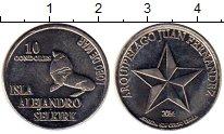 Каталог монет - монета  Чили 10 кондор