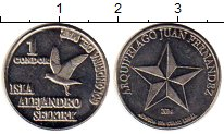 Каталог монет - монета  Чили 1 кондор