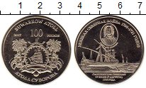 Каталог монет - монета  Острова Кука 100 фунтов