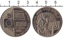 Каталог монет - монета  Израиль 5 евро