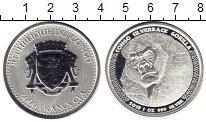 Каталог монет - монета  Конго 5000 франков