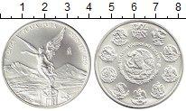 Каталог монет - монета  Мексика 1 унция