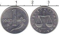 Каталог монет - монета  Италия 1 сентесимо