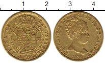 Каталог монет - монета  Испания 80 реалов