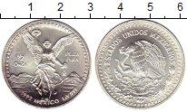 Каталог монет - монета  Мексика 1/2 унции