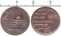 Каталог монет - монета  Антарктида 2 цента