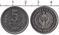 Каталог монет - монета  Узбекистан 5 сум
